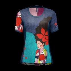T-Shirt Delta Woman