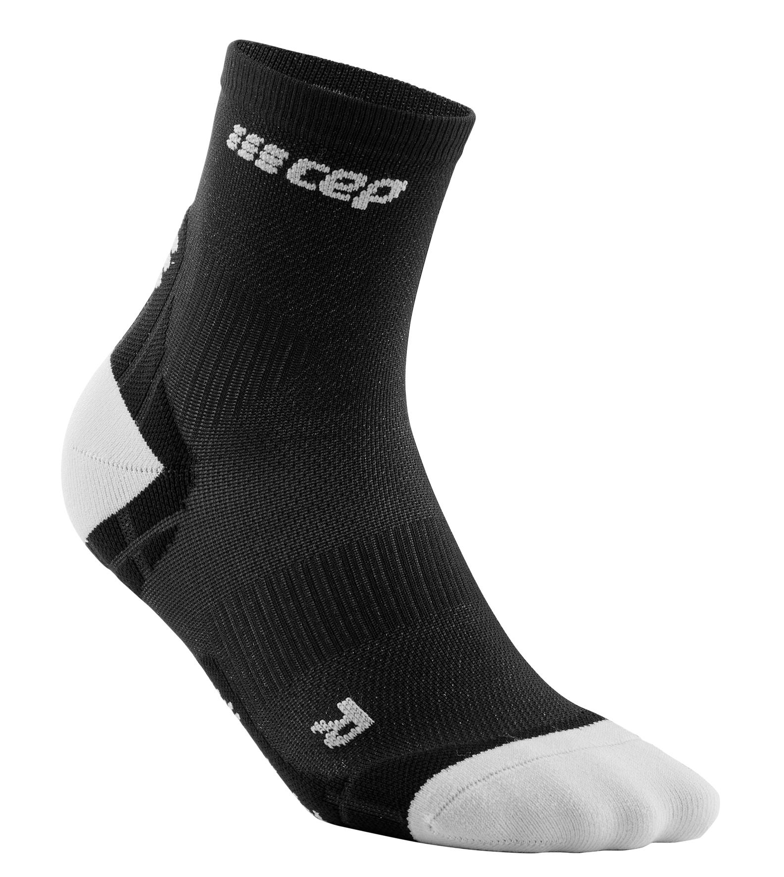 CEP ultralight short socks*, black/